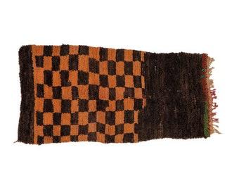 Damier | Rug Boujad Vintage | Hands And Lands