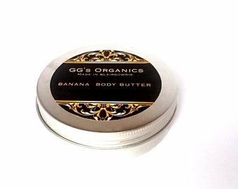 Body Butter - Various Essential Oils/Scents