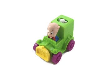 Porky Pig Happy Meal Toy