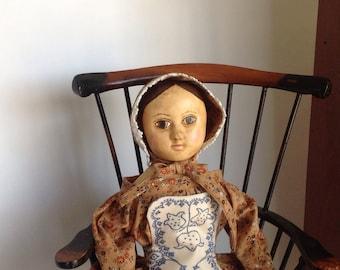 """Reproduction Izannah Walker Doll - """"Hannah"""""""