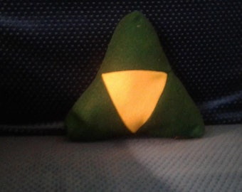 """Green and Gold """"Trialforce"""" Plushy"""