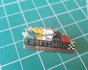 Craftsman 1994 Racing Teams Team Member Pin