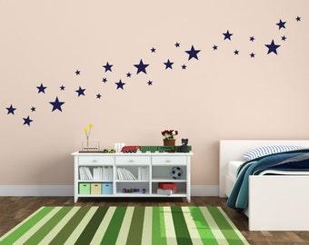 Wall Decals for Nursery - Nursery Wall Decor Decals  - Nursery Star Decals 0026