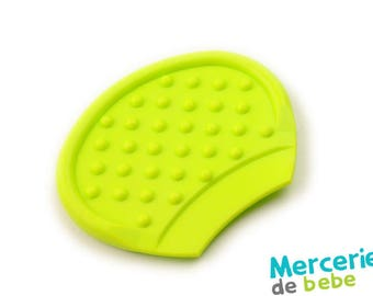 Decorative element green sewing - B20 - V9