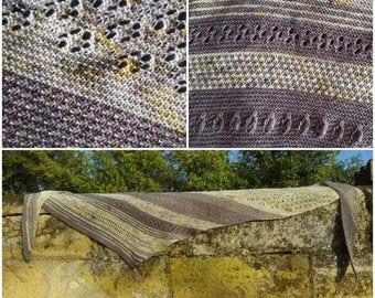 The basin shawl
