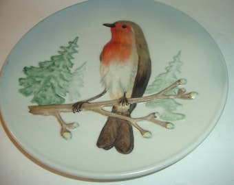 1979 Goebel first issue Robin Plate
