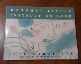 Buddha's Little Instruction Book by Jack Kornfield Buddhism