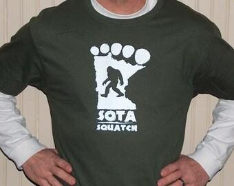 "Minnesota ""Squatch"" T-Shirt"