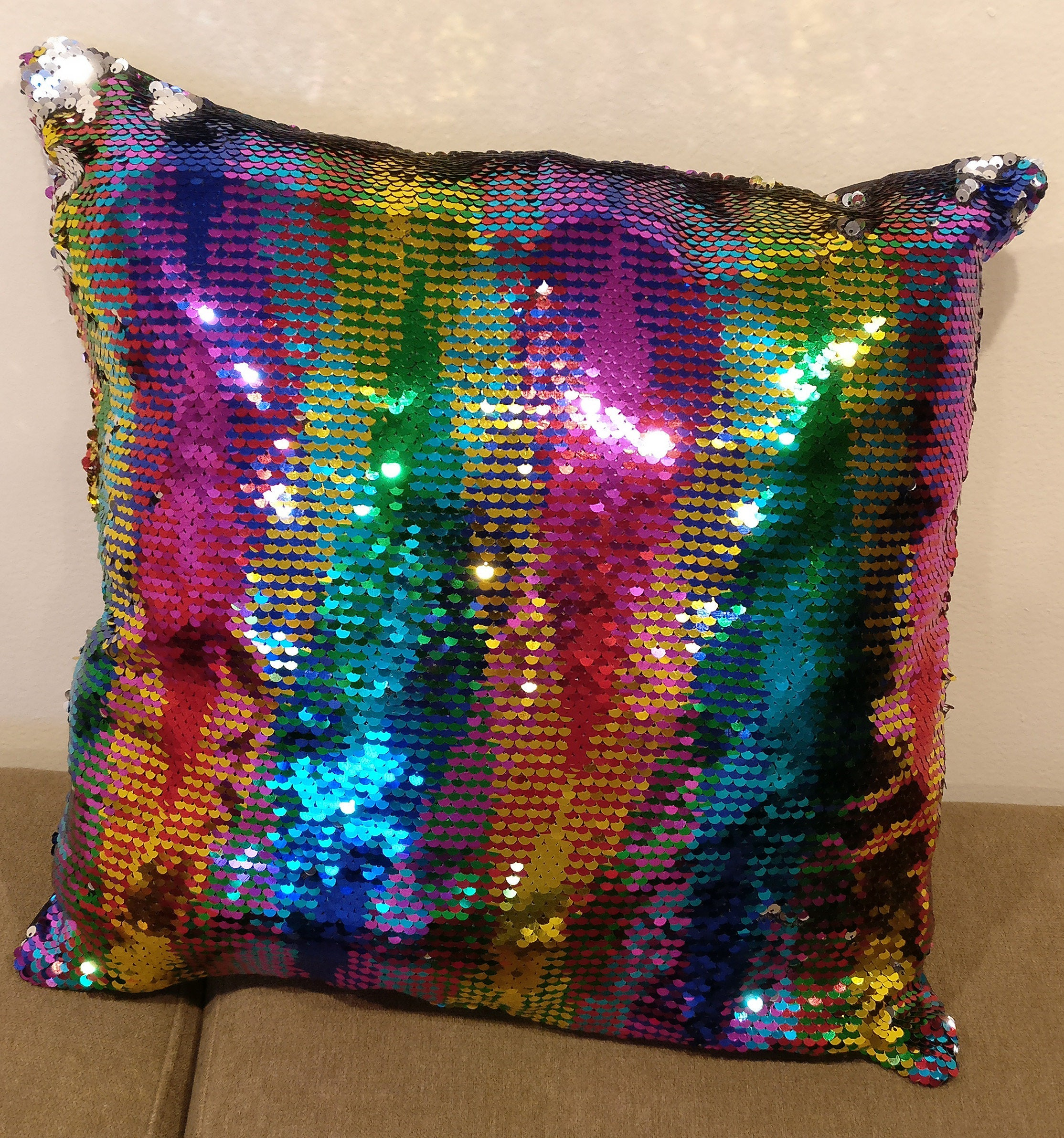 cahaya global productlist product beaded sequin gold designer kathy pillow pillows embroidered eclectic decorative