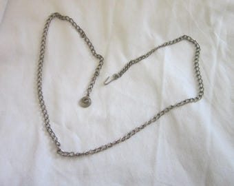 26 inch Retro Manly Strong Steel Chain