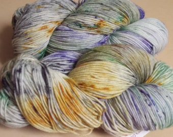 CC18/522 Handdyed Sock Yarn 4ply