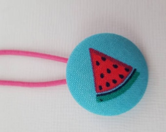Watermelon hairtie