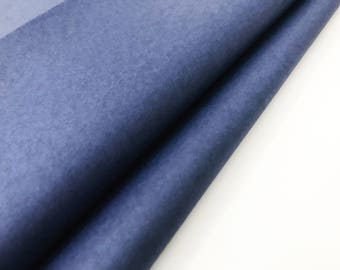 10 x Dark Blue Tissue Paper Sheets- Gift Wrapping/Bulk Tissue Paper/Tissue Paper Tassels/Tissue Paper/Wrapping Paper/Tissue/Easter Paper/blu