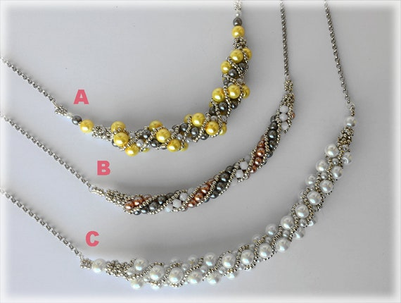 SausaVersion necklaces beading TUTORIAL