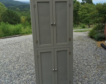 Customized Linen Storage Cabinet, Bathroom Storage, Bedroom Storage