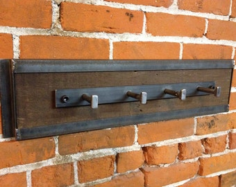 Dexter Industrial Coat Rack