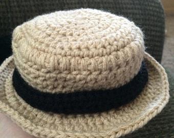 Crochet Fishing Hat and Fish