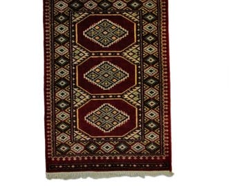 Jaldaar Accent Silk Wool Hand Knotted Rug
