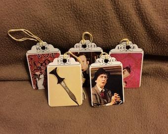Handmade Clue Gift Tags!!!