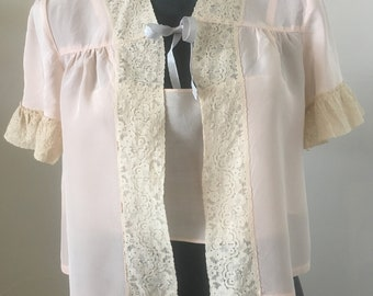 Vintage Women's Bed Jacket