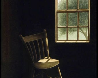 Chair with Shadows