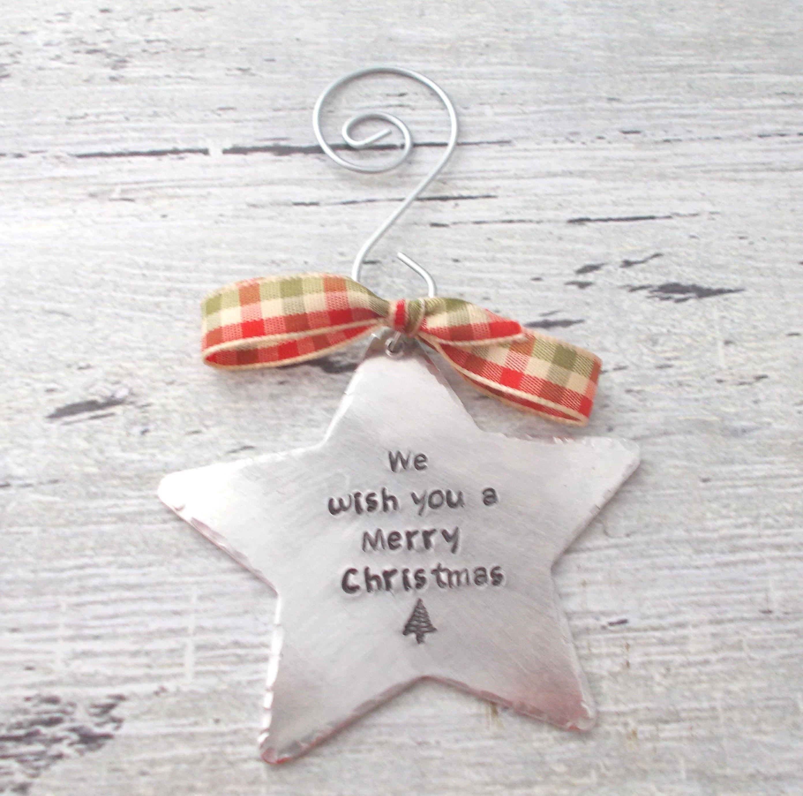 Christmas Star Ornament, Star Ornament, Christmas Ornament ...
