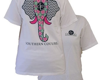 Youth, Southern Couture, Elephant, Simply Southern Style