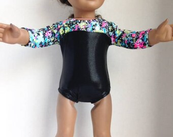 "18"" Doll Leotard and Warm Up"