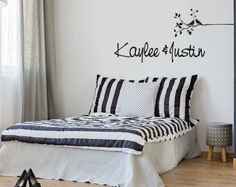 Nice Personalized Name Wall Decal, Girl Teen Room Decor, Teen Room Decor, Girl  Room
