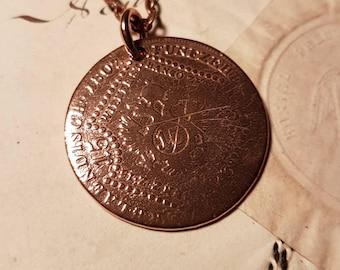 TIME TRAVELLER 1807 Coin Medallion