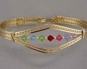 Family Bracelet, Gold, Silver, Rose, Custom, Mother's Day, Grandmothers Bracelet, Birthstone Bracelet, Mom Jewelry, Bride Gift, Wedding Gift