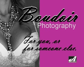 Boudoir Photography Session