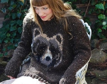 oh my bear KNITTING PATTERN