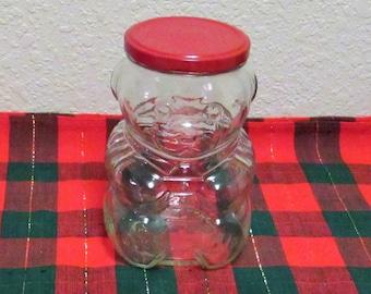 Kraft Bear Jelly Jar, 1988