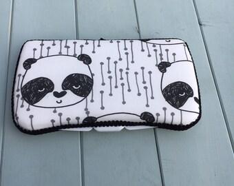 Panda, Wipe Case, Wipes Case, Baby Wipe Case, Baby Wipes Case, Wipes Holder, Travel Wipes Case, Diaper Bag, Baby Gift, Baby Shower
