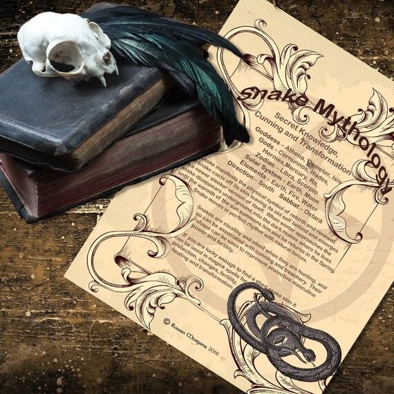 Snake Mythology
