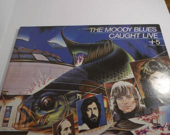 Moody Blues Caught Live +5