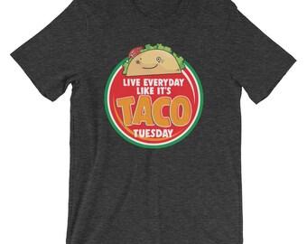 tacos - taco shirt - taco tuesday - taco tuesday shirt - taco lovers - taco lovers shirt - funny taco shirt - taco fan shirt