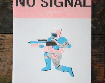 No Signal (A5 comic)