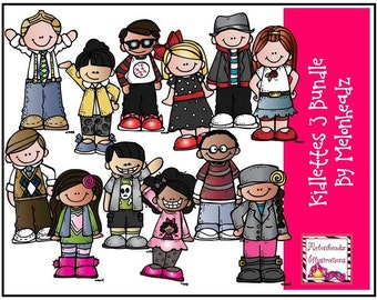 Kidlettes clip art Part 3