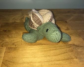 amish Turtle puzzle ball