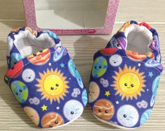 Mexican baby Shoes
