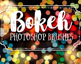Photo Bokeh Effects Photoshop Brushes Clipart - Bokeh Photography Brushes - Bokeh Art Photography, Bokeh Photo Brushes, abr Brushes