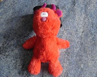 Plush Red Devil vintage