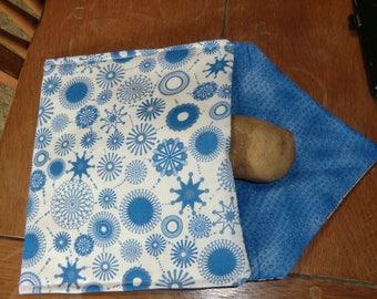 Potato - Veggie Zapper - Blue Designs