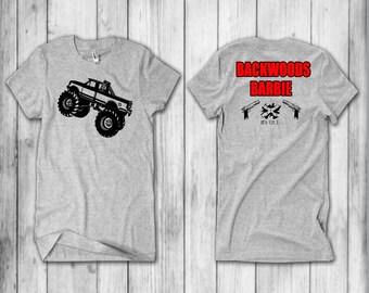 BACKWOODS BARBIE Limited Edition T-Shirt