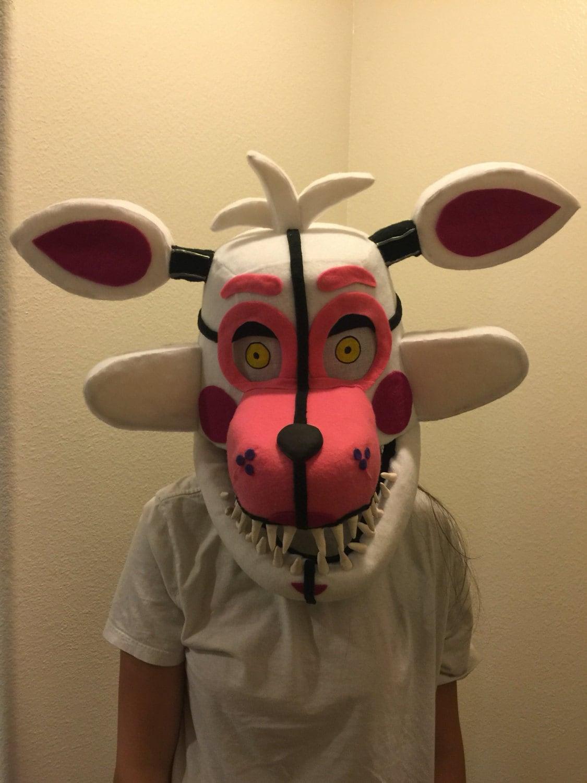 Funtime Foxy Mask # Foxy Muebles Y Objetos