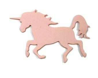 Unicorn Die Cut set of 25