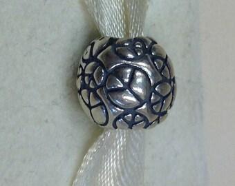Authentic Pandora Silver World Peace Charm #790899