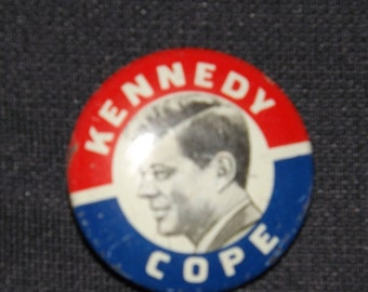 Kennedy Cope  Button